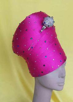 Harriet Rosebud Hats - Stone Turban