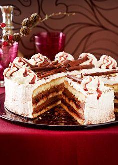 Die perfekte Kombination aus Schoko und Frucht! #weihnachten #weihnachtsbäckerei
