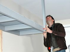 How To Build And Install A Shelf Frame