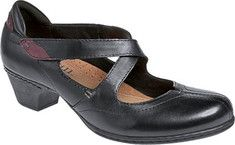 $98 This cross-strapped Mary Jane features hook-and-loop closures, textile linings, and EVA footbeds.