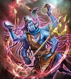 Maha Shivratri - A Night of Bliss of Lord Shiva Suppresses Enmity, Anguish; Bless Immortality, Success, Joy and Prosperity in Life Shiva Tandav, Rudra Shiva, Shiva Statue, Hanuman Images, Lord Shiva Hd Images, Anubis, Shiva Angry, Aghori Shiva, Shiva Photos