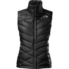 The North Face Aconcagua Down Vest - Women'sTnf Black