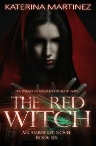 The Red Witch by Katerina Martinez ebook deal
