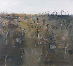 Fred Williams, Upwey Landscape