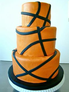 (The Butter End Cakery) Basketball Birthday Parties, Sports Birthday, Basketball Cakes, Sports Party, Beautiful Cakes, Amazing Cakes, Sport Cakes, Cakes For Boys, Boy Cakes