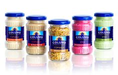 Columb on Packaging of the World - Creative Package Design Gallery
