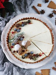 Swedish Christmas Food, Christmas Candy, Christmas Baking, Elegant Desserts, Second Breakfast, Piece Of Cakes, No Bake Cake, How To Make Cake, Food Inspiration