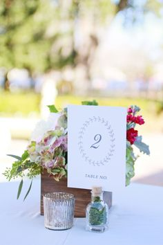 Nature Inspired Pink, Peach, & Green Florida Wedding | Every Last Detail