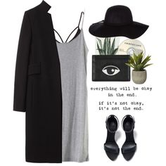 - Everything will be okay in N-Y city - by lolgenie on Polyvore featuring Alexander Wang, Zara, Kenzo, Dorothy Perkins, Love Quotes Scarves, black, Newyork, polyvorecommunity, polyvoreeditorial and Lolgenie