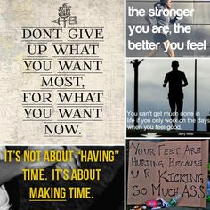 motivational fitness quotes!!