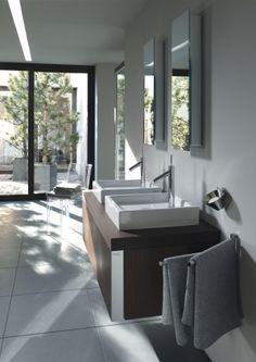 Duravit - Serie Starck muebles - Muebles de baño de Duravit