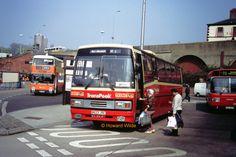 Trent 1623 (B623 JRC) (SelmerOrSelnec) Tags: trent daf mb200 plaxton b623jrc stockport transpeak barton coach bus