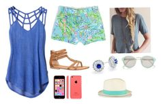 """Beach Day"" by brooklynb39 ❤ liked on Polyvore featuring maurices, Bling Jewelry, River Island and rag & bone"