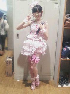 NMB48オフィシャルブログ:  みるきー(。・ω・。) http://ameblo.jp/nmb48/entry-11376580854.html#main