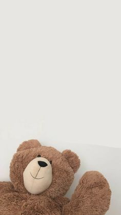 Cute Pastel Wallpaper, Cute Emoji Wallpaper, Soft Wallpaper, Bear Wallpaper, Iphone Background Wallpaper, Scenery Wallpaper, Cute Cartoon Wallpapers, Pretty Wallpapers, Disney Wallpaper