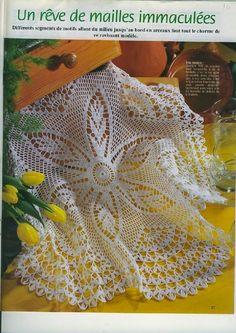 Kira crochet: Scheme no. 157