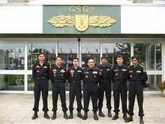 """NSG-SAG Officers at GSG-9 Headquarters in Berlin, Germany. After Mumbai Attack GSG-9(Grenzschutzgruppe) agree to help train some NSG Commando in Counter-Terrorism. NOTE:- The NSG is actually modelled on Germany's GSG 9 (Grenzschutzgruppe 9 or """"Border Guard Group 9""""). NSG commandos are divided into two groups - the Special Action Group (SAG) and the Special Rangers Group (SRG). Checkout our youtube channel """"Indian Army Ghost Operator"""" for some video.Link in the bio. Jai Hind Jai Bharat..🇮🇳🇮🇳 National Security Guard, Border Guard, Indian Navy, Video Link, Berlin Germany, Special Forces, Mumbai, Counter, Channel"""