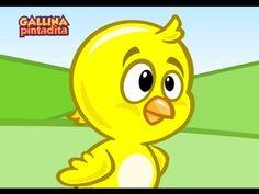 Pollito Amarillito - Video de Canción infantil para tu bebé y tu hijo