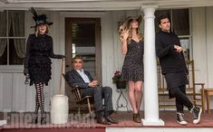 Schitt's Creek is a comedy show about narcissistic, shallow and crazy people who happen to belong to one family. After losing their fortune, Johnny Rose (Eugene Levy), his wife Moira (Catherine O'H… Elena Ferrante, Warrior Angel, The Cw, Fashion Tv, Fashion Photo, New Girl, Twists, Brisbane, Apocalypse