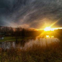 Gvarv, Telemark
