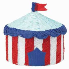 Circus Tent Pinata for $11.97 in Carnival/Circus - Party Themes