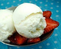 Coconut Frozen Yogurt