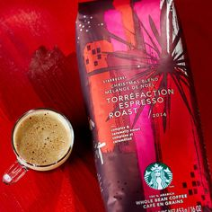 2014 Starbucks® Christmas Blend Espresso Roast
