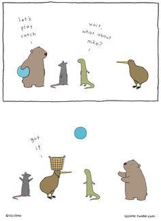 Funny Animal Comic #38