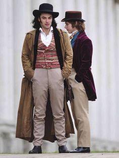 Desperate Romantics Aidan Turner