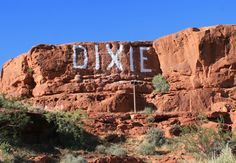 Southern Utah Dixie ~ Image by Cindy Larson.  I climbed this in st. George I had a blast!!(with my friends)