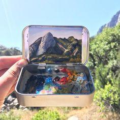 4,109 отметок «Нравится», 25 комментариев — Heidi Annalise (@heidi.annalise.art) в Instagram: «Sugarloaf Mountain on the east side of the Organ Mountain range! There's a Sugarloaf Mountain in…»