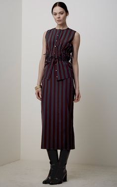 Brock Collection Resort 2017 | Moda Operandi