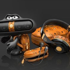 The Beats x MCM Collection is a premium collaboration tying fashion to audio innovation