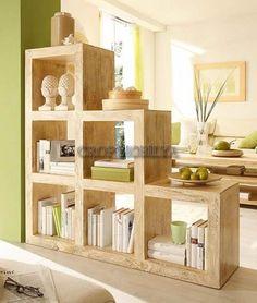 Ahşap Merdiven Kitaplık Modelleri