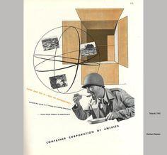 Container Corporation Of America Herbert Bayer