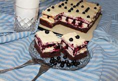 Ribizlis krémes sütemény | NOSALTY