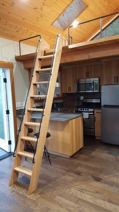 Image Result For Wood Ships Ladder House Stairs Tiny House