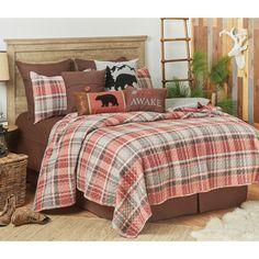 Twin Quilt, Quilt Bedding, Bedding Sets, Lodge Bedroom, Cozy Bedroom, Master Bedroom, Bedroom Decor, King Quilt Sets, Queen Quilt