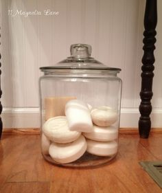Soaps In A Jar Simple Decorative And Practical Need To Put