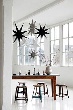 House Doctor paper christmas stars - Danish Design!