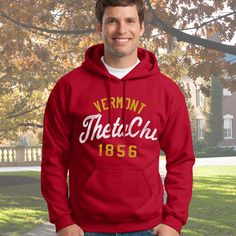 Theta Chi Sweatshirt with Print