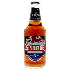 Cerveja Inglesa English Pale Ale Shepherd Neame Spitfire Kentish 500ml