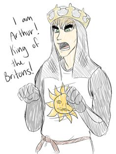 hetalia monty python and the holy grail crossover