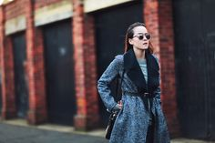 Love this coat, there's definitely something about a coat that keeps you warm without being boring
