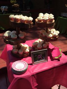#Cupcakes #GardenParty #BridalShower