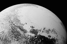 Pluto Mystery Tour: A Weird 'Snakeskin' Landscape? : Discovery News