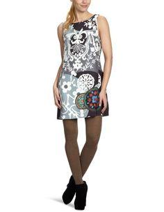Desigual damen kleid vest_lisa