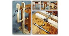 DIY Leg Vise - Workshop Solutions Projects, Tips and Tricks | WoodArchivist.com