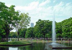 Fountain Yoyogi Park   © Shinjiro/WikiCommons