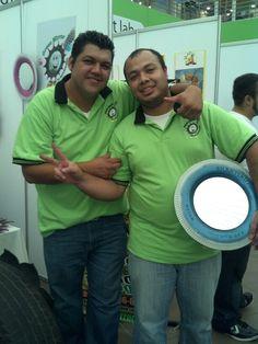 Green Mirror siempre con ánimo!